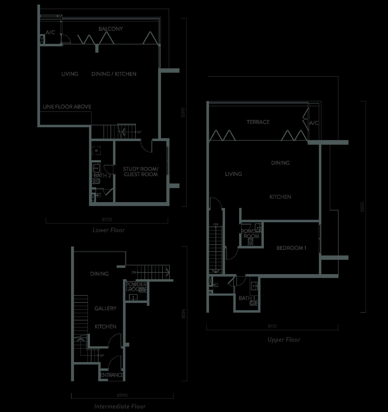 TC7(M) Floorplan
