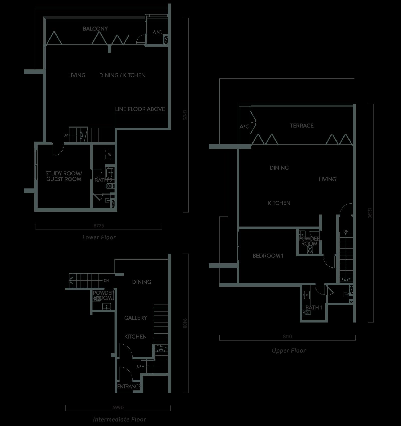 TC7 Floorplan