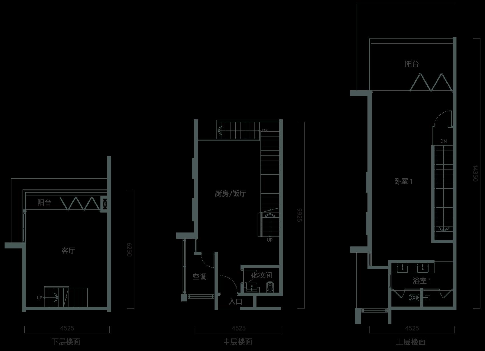 TC8(M) Floorplan