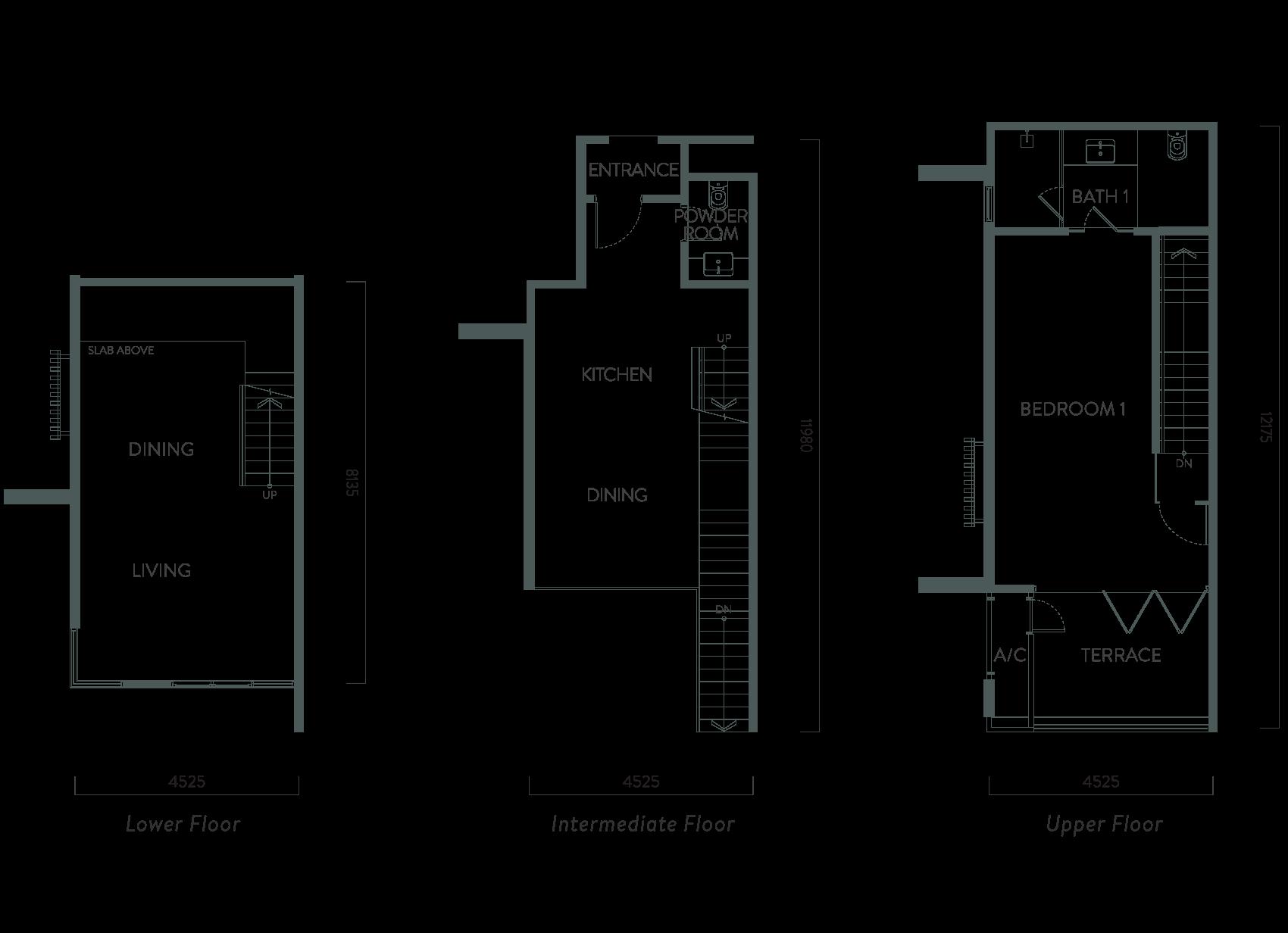 TC9-M Floorplan