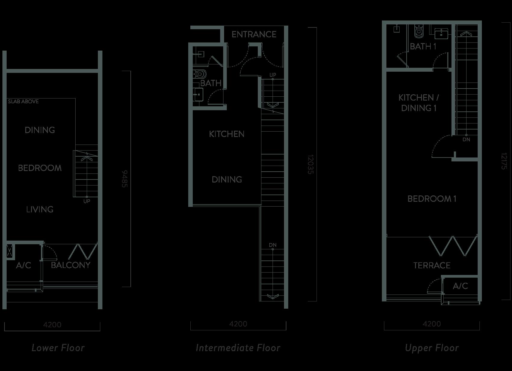 TS3a Floorplan