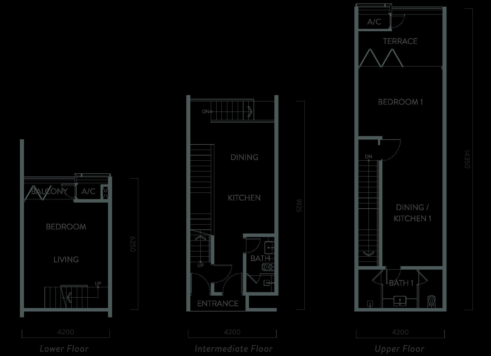 TS3b Floorplan