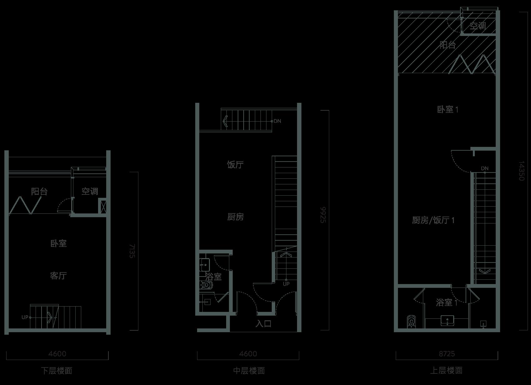 TS4 Floorplan
