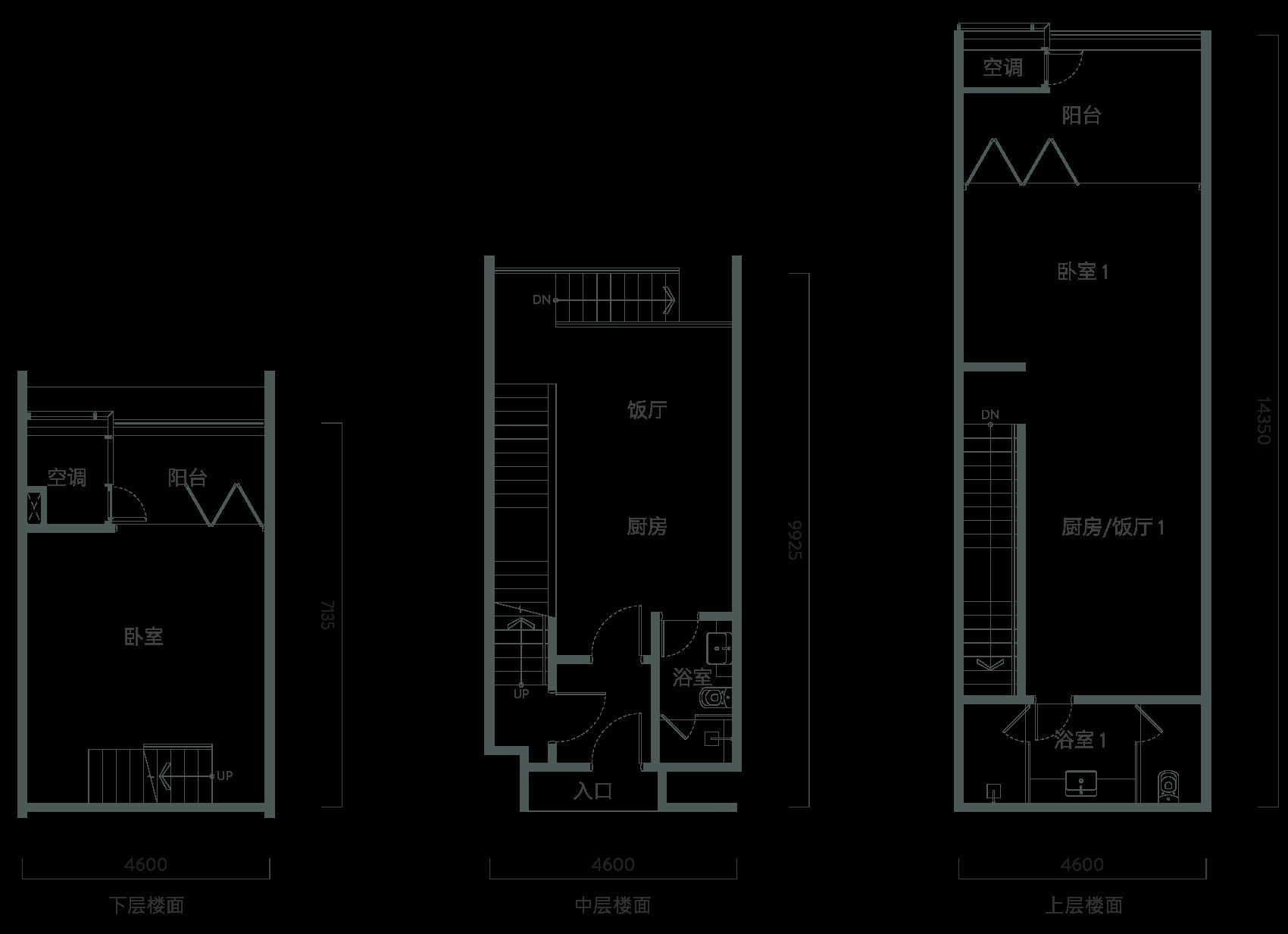 TS4a Floorplan
