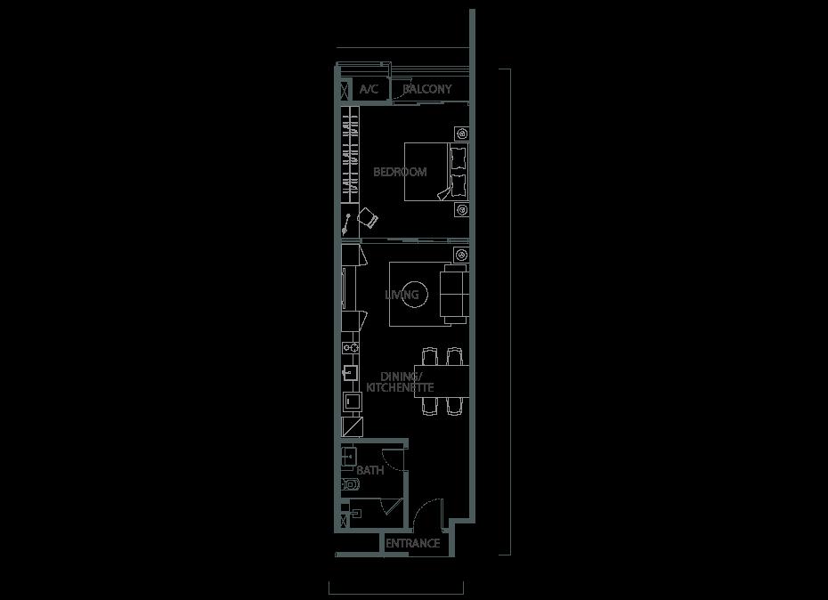 S1-A Floorplan
