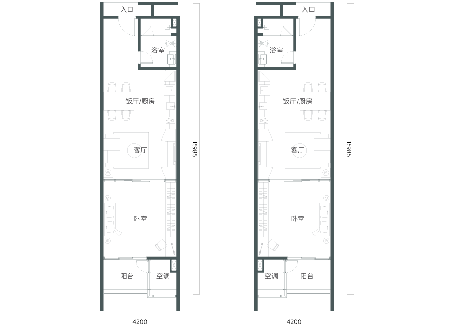 S1-B Floorplan